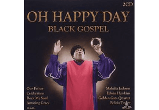 VARIOUS - Oh Happy Day (Black Gospel) [CD]
