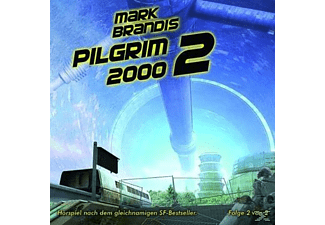 Mark Brandis 14: Pilgrim 2000 (Teil 2 von 2) - 1 CD - Science Fiction/Fantasy