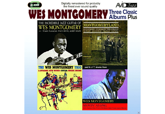 Wes Montgomery - Four Classic Albums Plus - (CD)