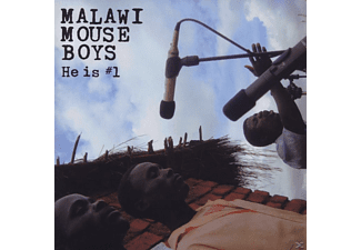 Malawi Mouse Boys - He Is No.1 - (CD)