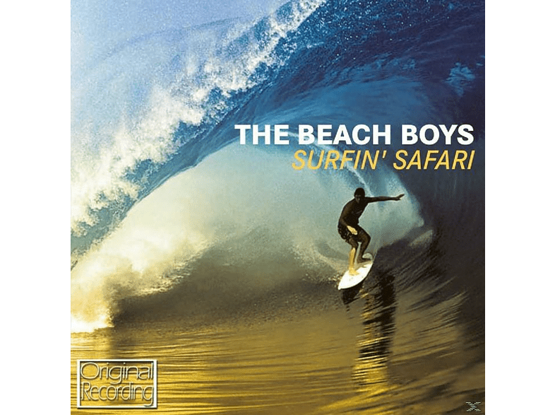 The Beach Boys - Surfin' Safari [CD]