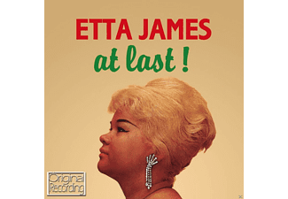 Etta James - At Last - (CD)