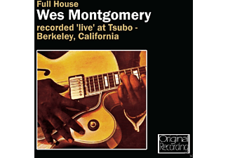 Wes Montgomery - Full House - (CD)