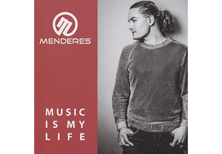 Menderes - Music Is My Life - (Maxi Single CD)