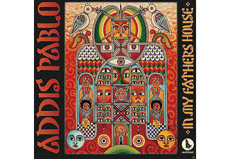 Addis Pablo - In My Father's House - (CD)
