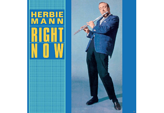 Herbie Mann - Right Now - (CD)