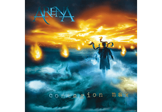 Arena - Contagion Max (Deluxe Re-Issue) - (CD)