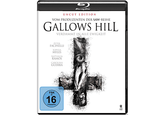 Gallows Hill - (Blu-ray)