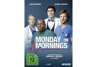Monday Mornings - Staffel 1 - (DVD)