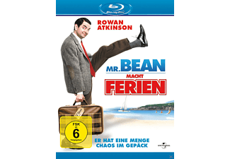 Mr. Bean macht Ferien - (Blu-ray)