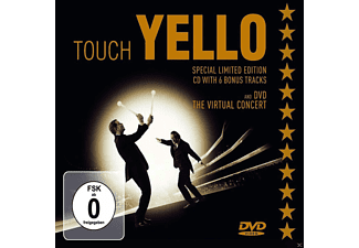 Yello Touch Yello (Deluxe Edt.) Pop CD + DVD