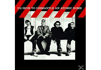U2 - How To Dismantle An Atomic Bomb (CD)