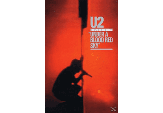 U2 - Under A Blood Red Sky - Live At Red Rocks 1983 (DVD)