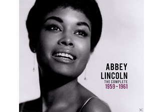 Abbey Lincoln - Abbey Lincoln Complete 1959-61 - (CD)