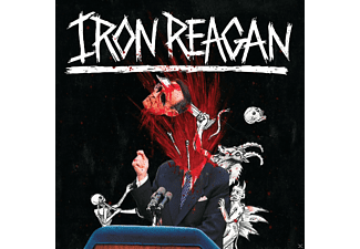 Iron Reagan - The Tyranny Of Will - (CD)