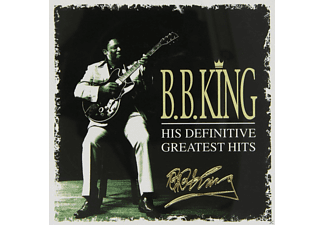 B.B. King - HIS DEFINITIVE GREATEST HITS - (CD)