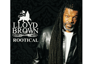 Lloyd Brown - Rootical - (CD)