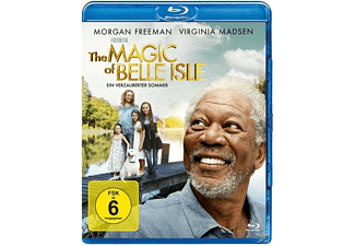 The Magic of Belle Isle - Ein verzauberter Sommer - (Blu-ray)