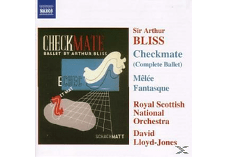 Lloyd Jones & Bournmouth So, David/rsno Lloyd-jones - Checkmate/Melee Fantasque - (CD)
