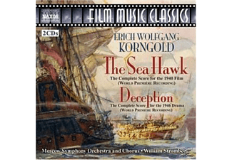 Moskau So, Stromberg/Moskau So - Sea Hawk/Deception - (CD)