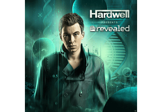 VARIOUS - Hardwell Presents Revealed - (CD)