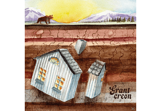 Grant Creon - Damn Those Things - (CD)