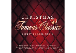 The Symphonic Lounge Orchestra - Christmas - Famous Classics:  Finest Lounge Music - (CD)