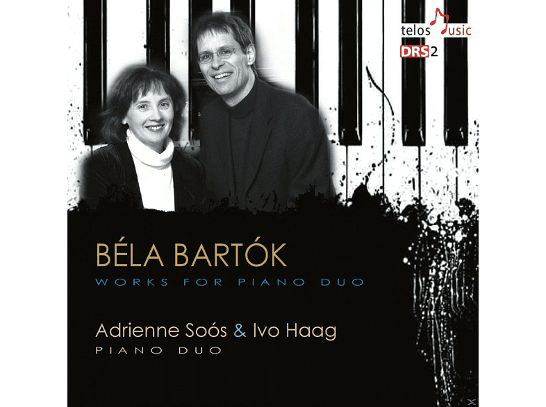 Adrienne Soos, Ivo Haag - Works for Piano Duo [CD]