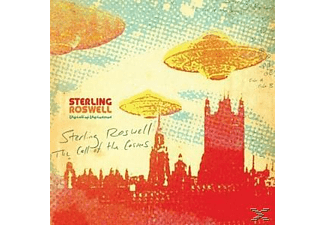 Sterling Roswell - The Call Of The Cosmos - (Vinyl)