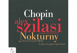 Alex Szilasi - Nokturny - (CD)