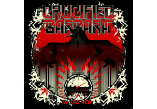 Crucified Barbara - In The Red - (CD)