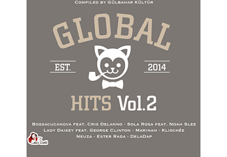 VARIOUS - Global Hits Vol. 2 - (CD)