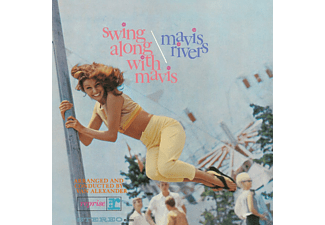 Mavis Rivers - Swing Along With Mavis - (CD)