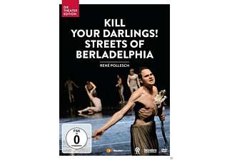 Kill Your Darlings! - Streets Of Berladelphia - (DVD)