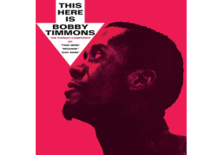 Bobby Timmons - This Here Is Bobby Timmons - (CD)