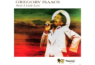 Gregory Isaacs - Steal A Little Love - (CD)