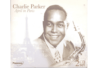 Charlie Parker - April In Paris - (CD)