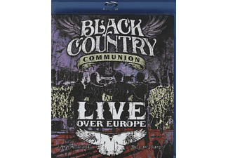 Black Country Communion - Live Over Europe - (Blu-ray)