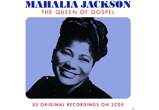 Mahalia Jackson - Queen Of Gospel - (CD)