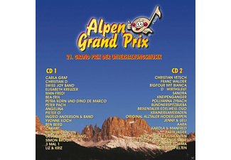 VARIOUS - Alpen Grand Prix 2013-21. Alpen Grand Prix Der Unt - (CD)