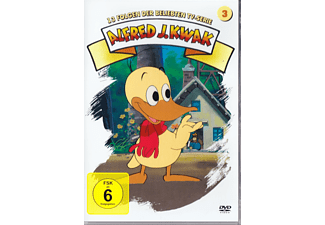 Alfred J.Kwak-Vol.3-Episoden 27-39 - (DVD)