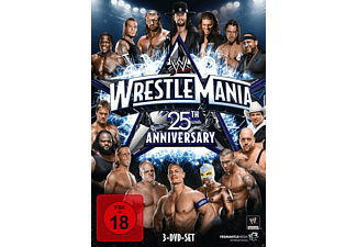 Wrestlemania 25 - (DVD)