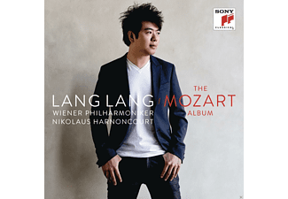 Wiener Philharmoniker, Lang Lang - The Mozart Album - (CD)