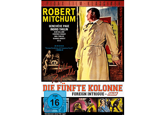 DIE FÜNFTE KOLONNE (FOREIGN INTRIGUE) - (DVD)