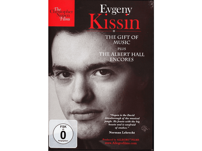 Evgeny Kissin - The Gift Of Music [DVD]