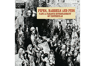 VARIOUS - Pipes, Barrels And Pins - (CD)