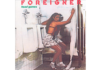 Foreigner - Head Games (CD)
