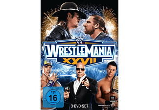 Wrestlemania 27 - (DVD)