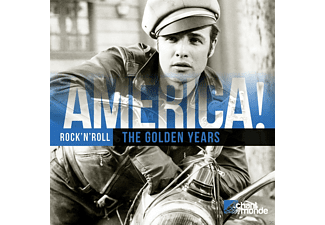 VARIOUS - America! Rock' N' Roll - The Golden Years - (CD)