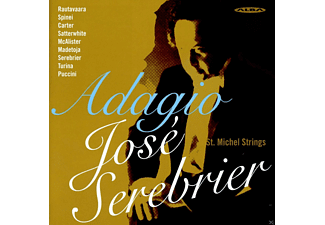 ST. MICHEL STRINGS - Adagio - (CD)